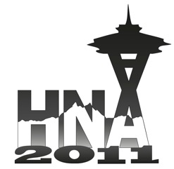Logo for the Haiku North America Conference
