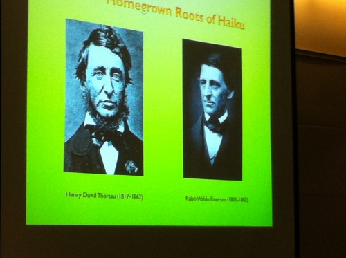 Emerson and Thoreau